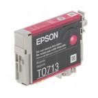 Cartus compatibil EPSON T0713, Magenta
