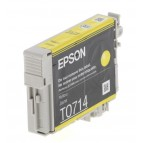 Cartus compatibil EPSON T0714, Yellow