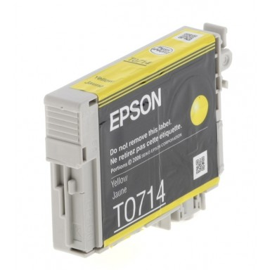 Cartus compatibil EPSON T0714, Yellow