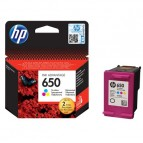 Cartus original compatibil HP 650 Color, CZ102AE