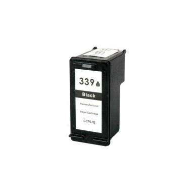 Cartus compatibil HP 339 Negru,  C8767EE