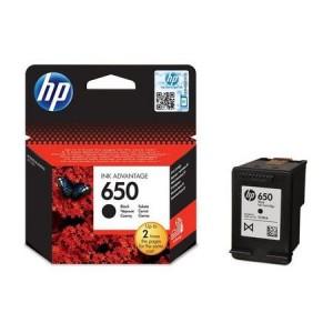 Cartus original compatibil HP 650 Negru, CZ101AE