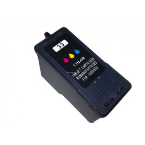 Cartus compatibil Lexmark 33 Color, 18C0033