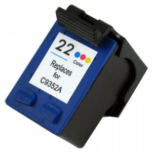 Cartus compatibil HP 22 Color, C9352CE