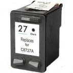 Cartus compatibil HP 27 Negru,  C8727A