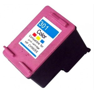 Cartus compatibil HP 301 Color, CH564EE