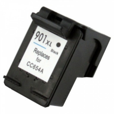 Cartus compatibil HP 901 Negru, CC654