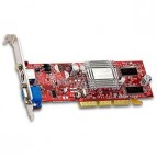 Placa video ATI Radeon 9200SE, 64MB DDR, AGP, TV out