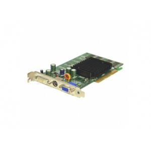 Placa video AGP nVIDIA GeForce FX5200 64MB 128bit