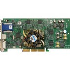 Placa video AGP NVIDIA FX5600XT, 128MB, VGA, DVI, S-VIDEO