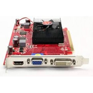 Placa video ATI Radeon HD4650, 1GB, 128bit, DDR2, PCI-E, DVI, HDMI