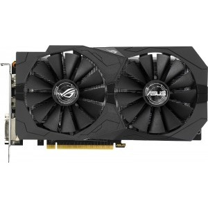 Placa video ASUS GeForce GTX1050 STRIX GAMING, 2GB GDDR5, 128Bit, PCI-E 3.0