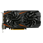 Placa video Gigabyte GeForce GTX 1060 Windforce, 6GB GDDR5, 192Bit
