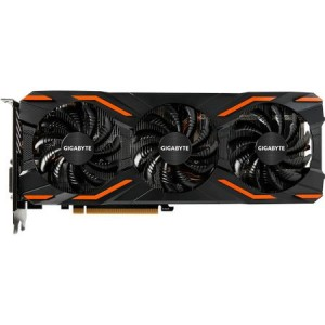 Placa video Gigabyte GeForce GTX1080, 8GB GDDR5X, 256Bit