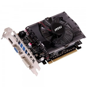 Placa video nVidia GeForce GT730, 2GB DDR3, 128bit, PCI-E, HDMI