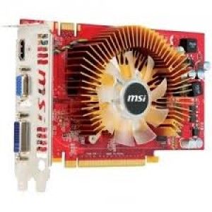 Placa video MSI nVidia GeForce 9800GT, 512MB GDDR3, 256bit, PCI-E