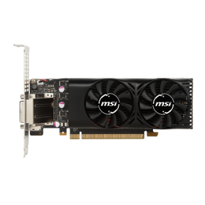Placa video MSI GeForce GTX1050 2GT, 2GB GDDR5, 128Bit, PCI-E 3.0