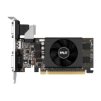 Placa video Palit GeForce GT 710, 1GB GDDR5, 64-bit