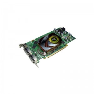 Placa video QUADRO FX1400, 128MB DDR, 128 BIT, 2*DVI, S-VIDEO