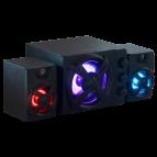Boxe Spacer Gaming 2.1, 11W, Iluminare RGB