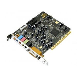 Placa de sunet 5.1 Creative Audigy EAX HD Sound Blaster Live