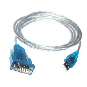 Adaptor USB la SERIAL, USB - RS232, DB25, DB9