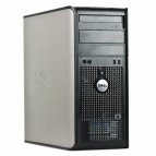 Calculator DUAL CORE INTEL C2D E6750 2.6Ghz, 2GB, 160GB, DVDRW, TOWER DELL 755  CU  LICENTA XP PROFESIONAL