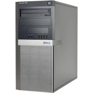 Calculator Intel Core i5-2400 pana la 3.4Ghz, 4GB DDR3, 500GB, DVDRW, TOWER DELL OPTIPLEX 790