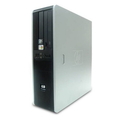 Calculatoare DUAL CORE AMD ATHLON X2 4800+ 2.5Ghz, 3GB, HDD 250GB, DVDRW, DESKTOP HP COMPAQ 5750