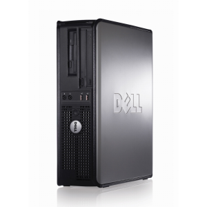 Calculator DUAL CORE INTEL E6300 1.86Ghz, 3GB, 80GB HDD, DVDRW, DESKTOP DELL OPTIPLEX 745