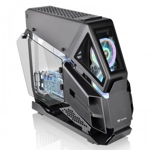 Carcasa Thermaltake AH T600 Tempered Glass, Full Tower
