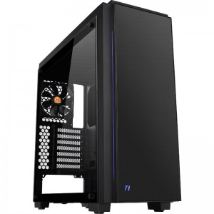 Carcasa Thermaltake Versa C23 Tempered Glass RGB Edition, Middle Tower