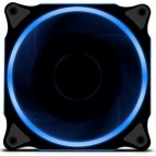 Ventilator Segotep Halo 12 Blue LED, 120 x 120 x 25mm
