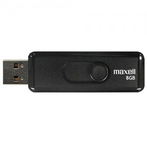 Stick 8GB VENTURE MAXELL
