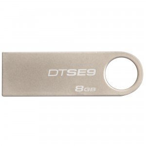 Stick KINGSTON 8GB USB 2.0 DataTraveler SE9 Champagne