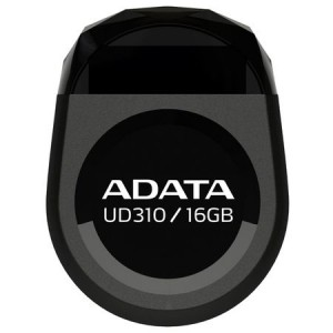 Stick A-DATA MINI, 16GB, USB 2.0, Negru