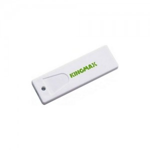 Stick KINGMAX 8GB, USB 2.0, Alb, Waterproof(rezistent la apa)