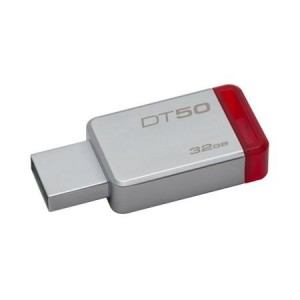 Stick Kingston, 32 GB, USB 3.1, Data Traveler 50