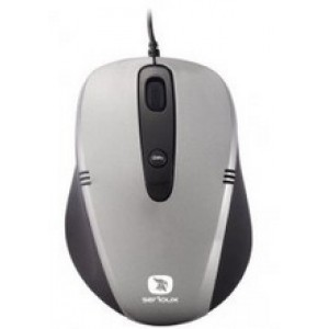 Mouse USB Serioux Cruzer