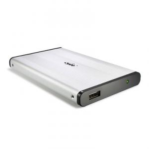 "Rack extern pentru laptop 2.5"" S-ATA - conectare USB"