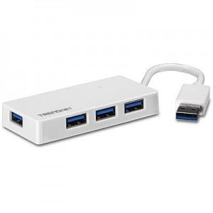 TD 4-PORT USB 3.0 MINI HUB, TU3-H4E