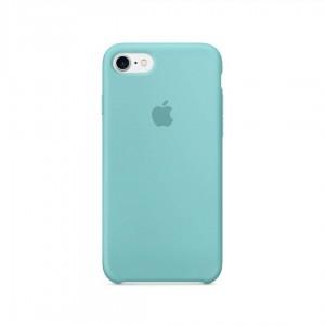 AL IPHONE 7 SILICON CASE SEA BLUE