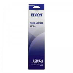 EPSON S015329 BLACK RIBBON