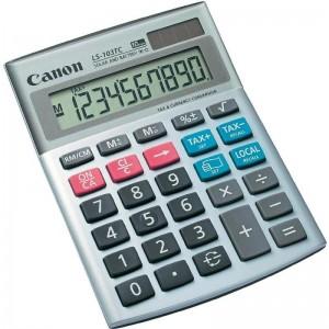 CANON LS103TC CALCULATOR 10 DIGITS