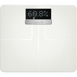 CANTAR GARMIN INDEX SMART SCALE WHITE