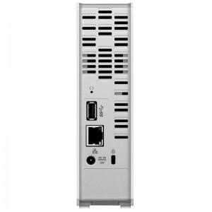 NAS 4TB MY CLOUD GBLAN USB 3.0 WHITE