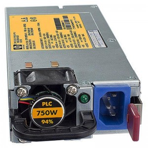 HP 750W CS Gold Ht Plg Pwr Supply Kit