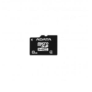 MICROSDHC 8GB CL4 ADATA AUSDH8GCL4-R