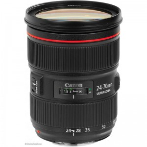 LENS CANON EF 24-70/2,8 L IS II USM