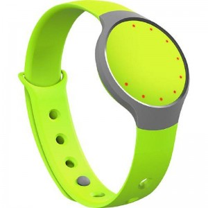FITNESS WRISTBAND MISFIT FLASH GREEN